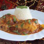 Chicken Dopiaza