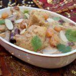 Mughlai Chicken Curry (Caril de Frango Mongol)