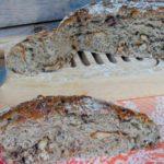 Pão de Mistura com Sardinhas em Tomate