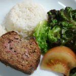 Rolo de Carne Recheado com Fiambre