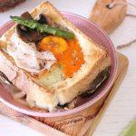 Sanduíche de Forno