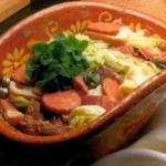 Sopa Seca do Cozido à Portuguesa