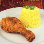 Tandoori Chicken / Frango Tandoori