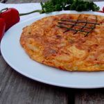 Tortilha de Alheira