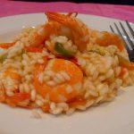 Risotto de Camarão e Delicias do Mar