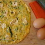 Pastelão de Ovos com Legumes