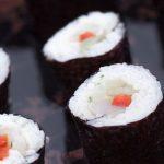 Sushi de Bacalhau