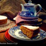 Bolo de Chocolate Branco e Café