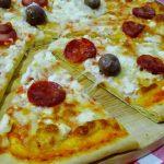 Pizza Mediterrânea