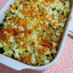 Bacalhau com Legumes no Forno