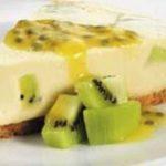 Cheesecake de Kiwi