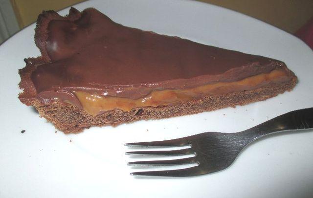 Tarte de Chocolate e Leite Condensado : : Receitas e Menus